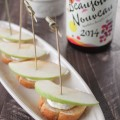 Apple Honey Brie Crostini-4