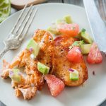 Broiled-Salmon-with-Avocado-Grapefruit-Salsa-Recipe