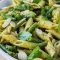 Pasta-with-Green-Beans-and-Pesto