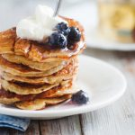 Blueberry-Oat-Pancakes-Recipe