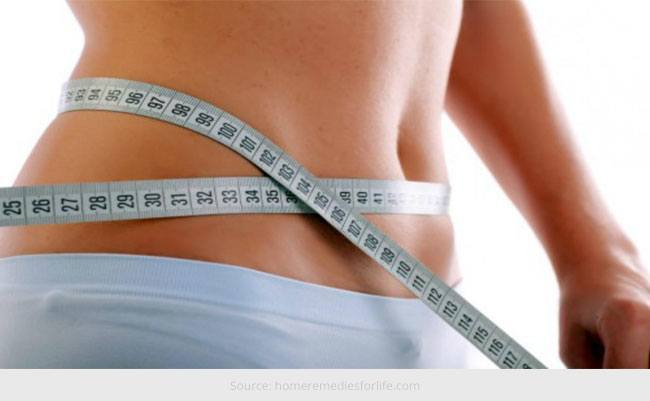 You need to lose fat from overall body