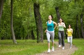 Here have some steps about fitness exercises for weight loss