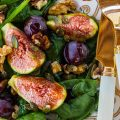 Fig-Grape-and-Spinach-Salad